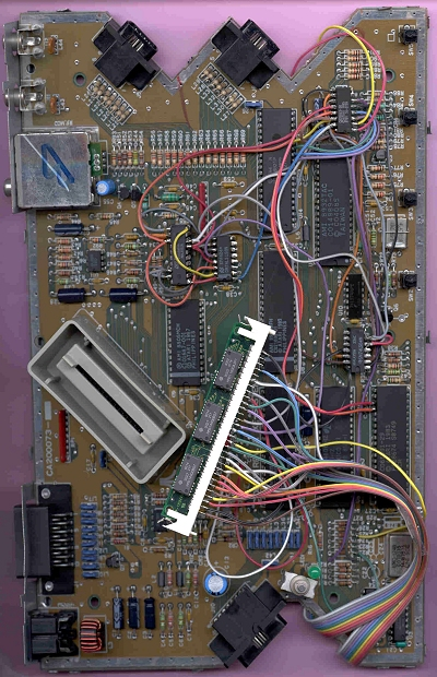 Image of circuit board